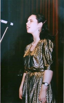 Руфина Криницкая. Об авторе