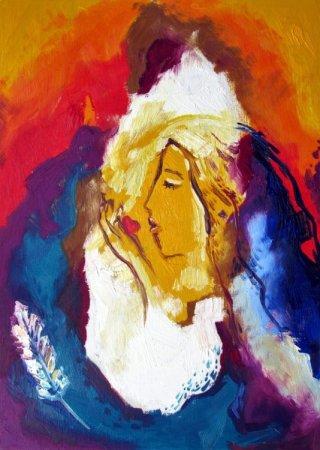 Светлана Контур. Художественные работы. Живопись